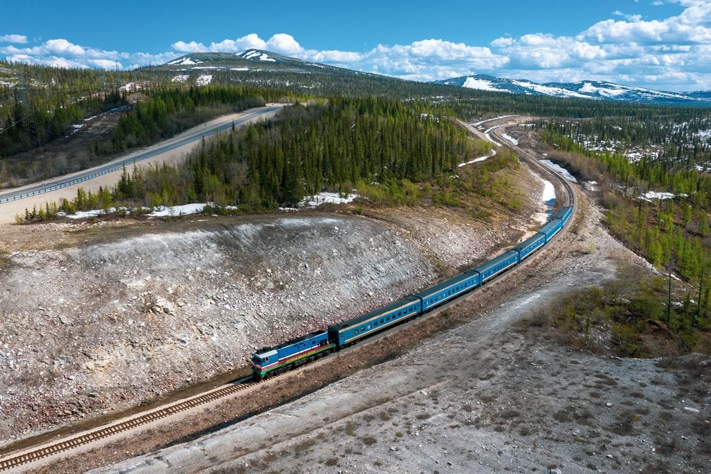 Акционерная компания «Железные дороги Якутии» объявила викторину «История якутской железной дороги»
