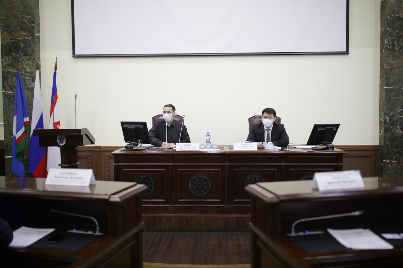 Евгений Григорьев: «Поддержка предпринимателей – одна из приоритетных задач текущего года»