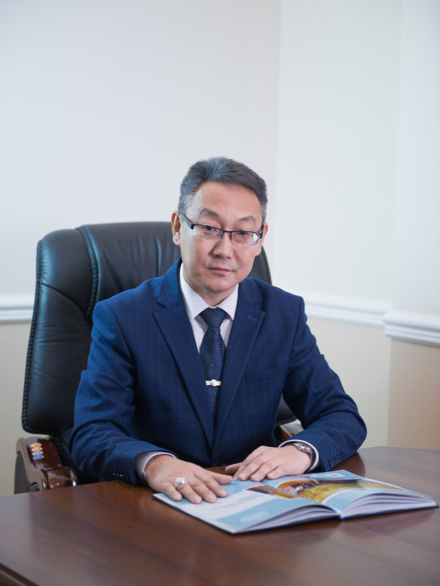 Врио ректора АГАТУ поздравил с Днем российской науки