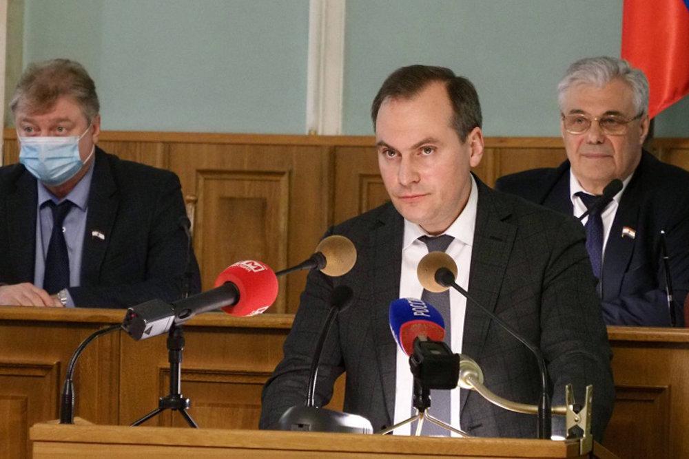 Врио главы Мордовии отправил правительство в отставку