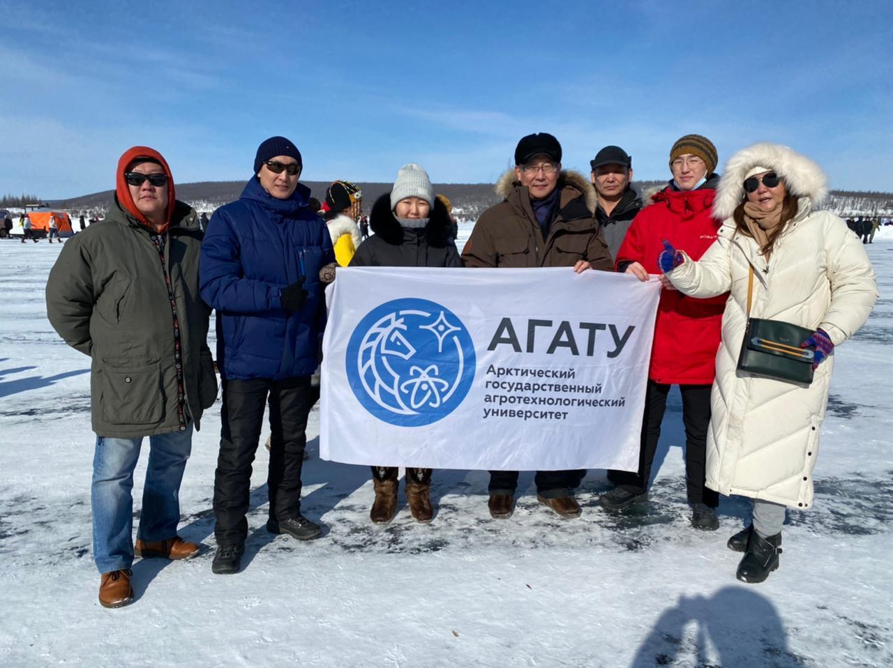 Делегация АГАТУ приняла участие в семинаре «Холод и здоровье» в Оймяконском улусе