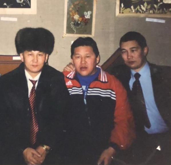 Эверстов, Румянцев и Николаев