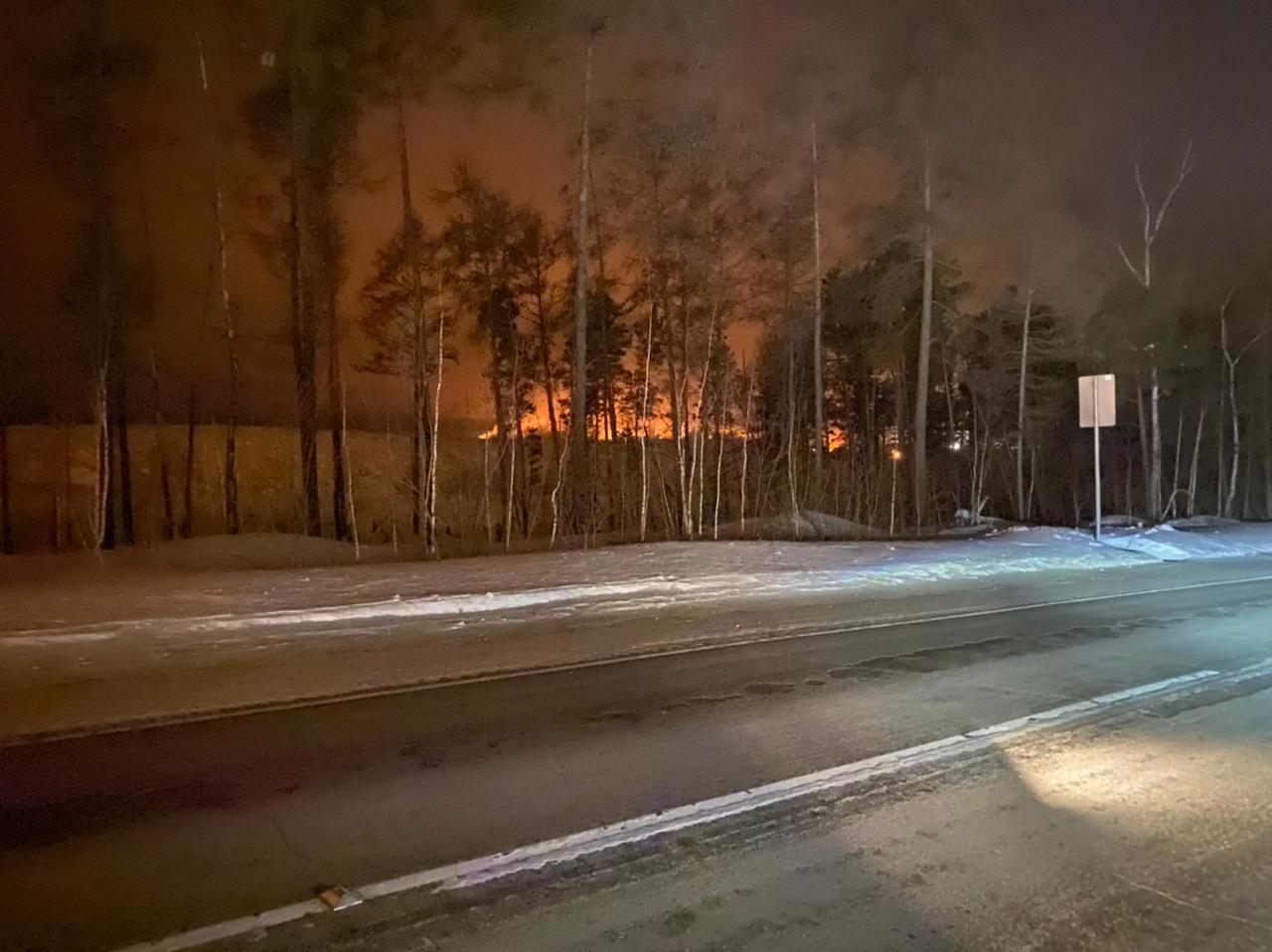 Якутск задыхается от токсичного дыма горящей городской свалки