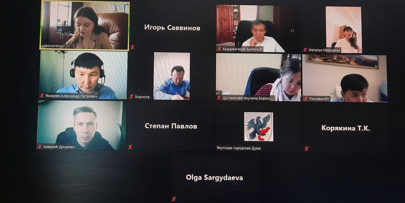 Депутаты Якутской городской Думы приводят НПА в соответствие