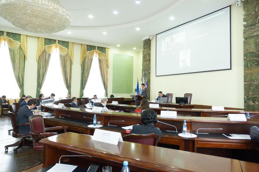Депутаты города Якутска рассмотрят внесение изменений в правила землепользования и застройки городского округа