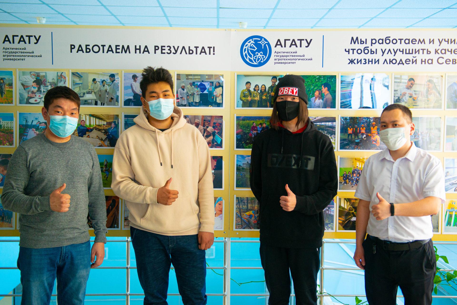 Студенты АГАТУ приняли участие в конкурсе «Моя профессия — IT»: определены победители отборочного этапа по категории «В»