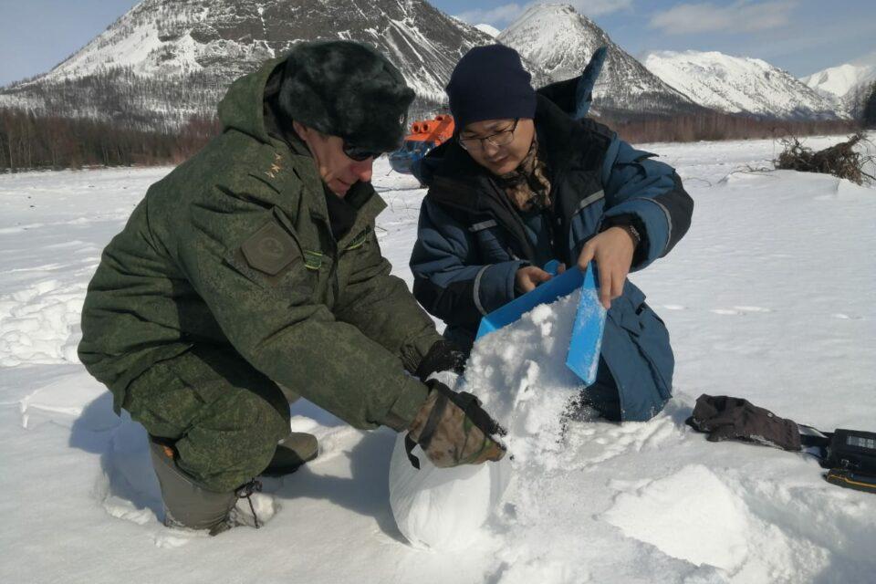 В Якутии завершили работы по предпусковому обследованию районов падения частей ракеты-носителя