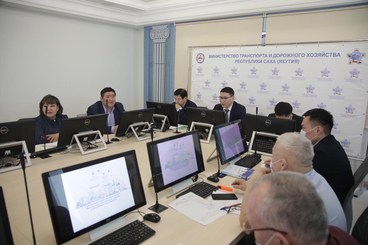 В Якутске обновляют дороги к социально значимым объектам по нацпроекту «Безопасные качественные дороги»