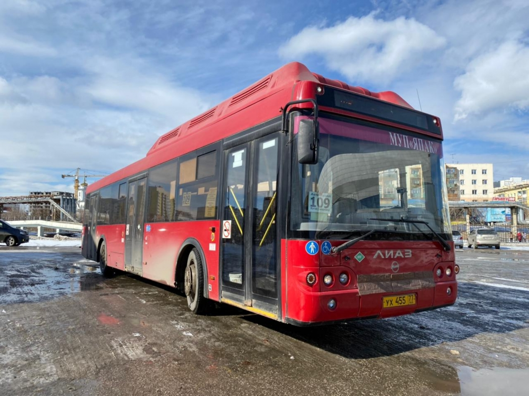 Дачные автобусные маршруты возобновят движение в конце апреля
