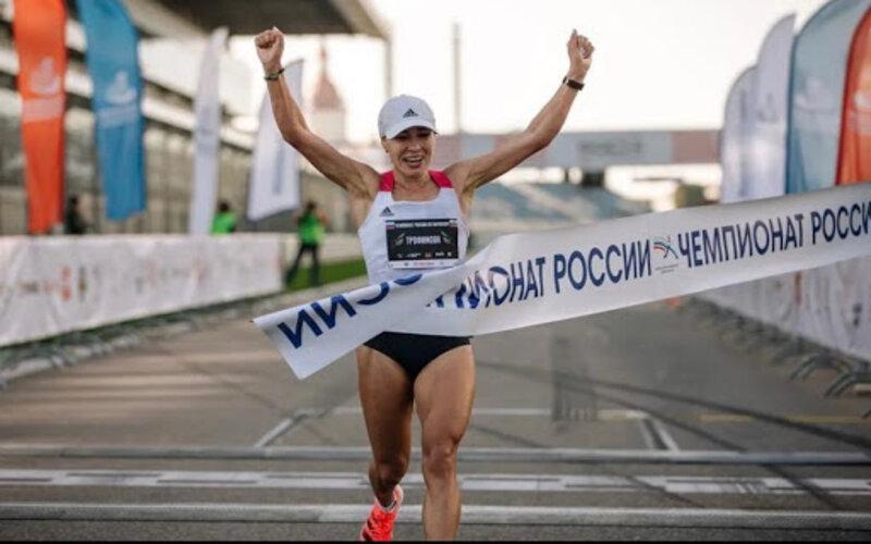 Пятикратная. Сардана Трофимова вновь стала чемпионкой России