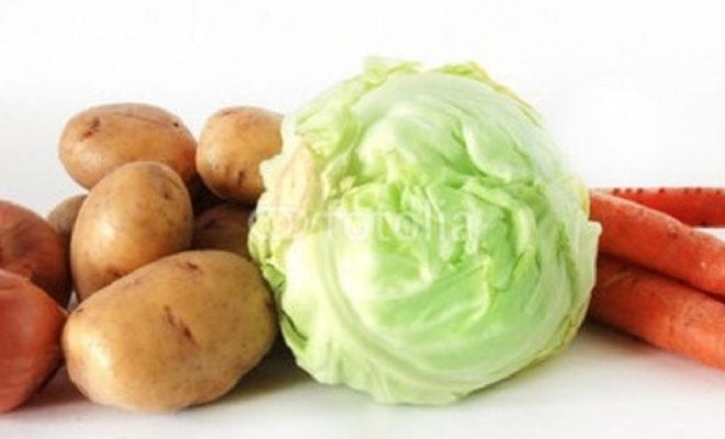 В России подорожали картофель и капуста
