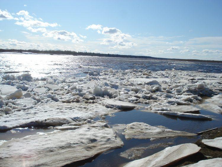 Городскими властями приняты превентивные меры по безопасному пропуску весеннего паводка