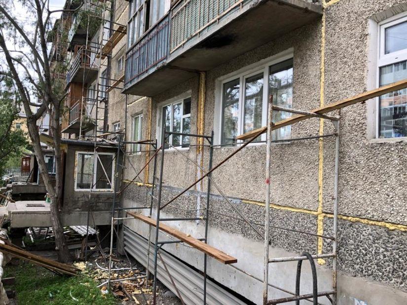 Сколько домов в Якутске отремонтирует Фонд капремонта многоквартирных домов РС (Я)?
