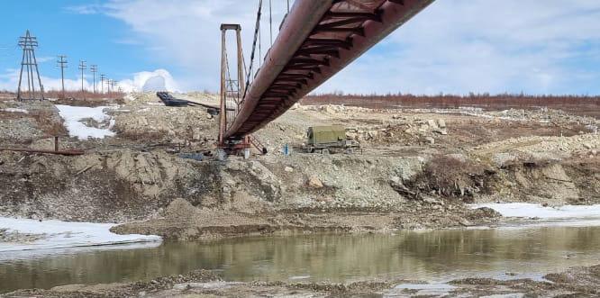 Сообщения о загрязнении реки Марха «не соответствуют действительности»?