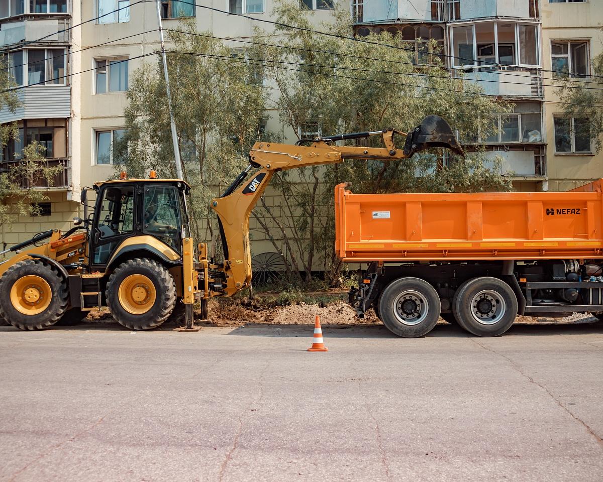 В Якутске идут ремонтные работы на 29 объектах БКД